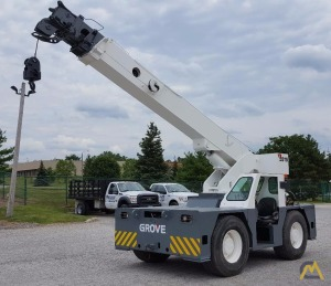 15t Grove YB5515 Carry Deck Crane