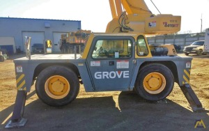 Grove YB5515XT 15-Ton Carry Deck Crane