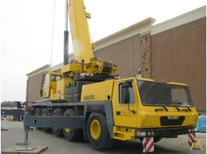 Grove GMK5165 165-Ton All Terrain Crane