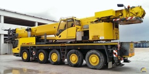 165t Grove GMK5165 All Terrain Crane