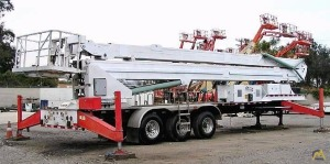 Condor 170-S Trailer Mounted Lift