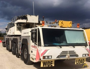 170t Terex-Demag AC 140 All Terrain Crane