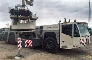 170t Terex Demag AC 140 All Terrain Crane