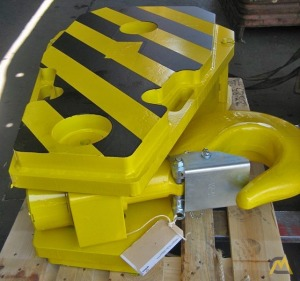 176-Ton, 5-Sheave Hook Block