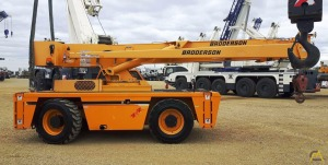 Broderson IC-250-3G 18-ton Carry Deck Crane