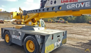 Grove YB5518 18-ton Industrial Carry Deck Crane