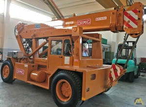 18t Ormig 18 tm Pick & Carry Crane
