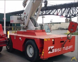 18t Shuttlelift 5560B Carry Deck Crane