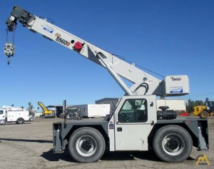 Shuttlelift CD5560B 18-Ton Industrial Carry Deck Crane