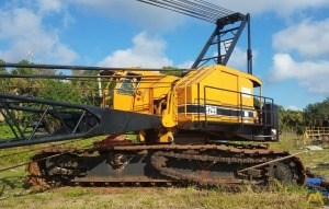 1972 American 9299 165-Ton Lattice Boom Crawler Crane