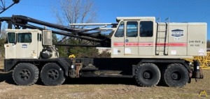 1973 Link-Belt HC-138 85-Ton Lattice Boom Truck Crane