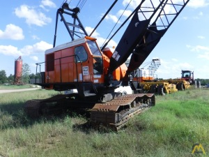 Northwest 70-D, 80-ton Lattice Boom Crawler Crane; CranesList ID: 240