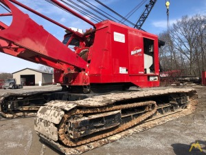 1979 Manitowoc 4000W Vicon 175-Ton Lattice Boom Crawler Crane