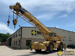 1984 Grove RT735 35-Ton Rough Terrain Crane
