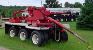 1984 Krupp 180 GMT 250-Ton 3-Axle Boom Dolly; CranesList ID: 255