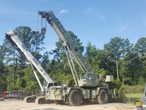 1989 Grove RT875CC 40-Ton Rough Terrain Crane