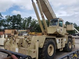 1990 Grove RT875CC 40-Ton Rough Terrain Crane