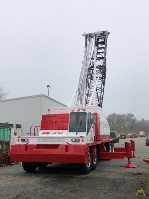 1993 Link-Belt 238B 140-Ton Lattice Boom Truck Crane