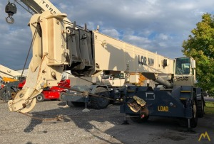 1994 Lorain LRT 450 For Sale 50-Ton Rough Terrain Crane