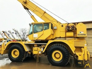 1996 Grove RT855B 55-Ton Rough Terrain; CranesList ID: 398