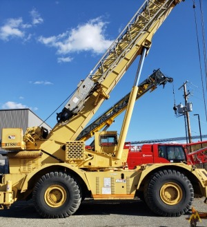 1996 Grove RT880 80-Ton Rough Terrain Crane