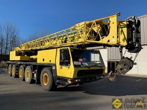 1997 Grove GMK5150B 150-Ton All Terrain Crane