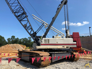 1999 Link-Belt LS-238H Lattice Boom Crawler Crane