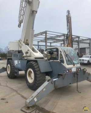 1999 Terex CD 225 25-Ton Down Cab Rough Terrain Crane
