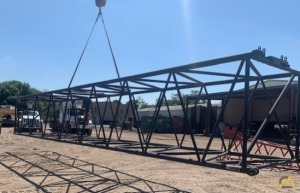40' Tubular Boom Section for Link-Belt LS-248HSII