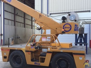 2000 Broderson IC-200-2C 15-Ton Carry Deck Crane