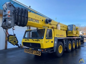 2000 Grove GMK5120B 120-Ton All Terrain Crane