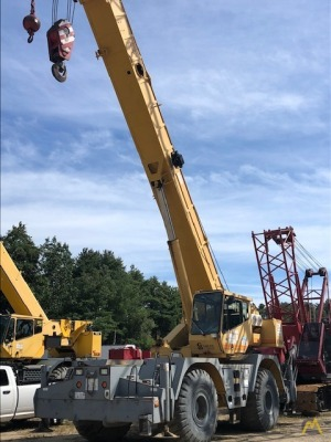 2000 Grove RT860 60-Ton Rough Terrain Crane