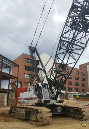 2000 Link-Belt LS-238H 150-Ton Lattice Boom Crawler Crane
