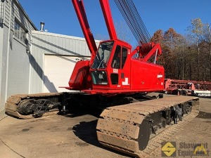 2000 Manitowoc 888 230-Ton Lattice Boom Crawler Crane