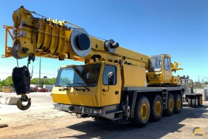 2001 Grove GMK4090 90-Ton All Terrain Crane