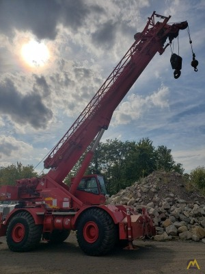 2001 Grove RT760E 60-Ton Rough Terrain Crane