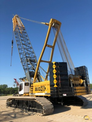 2001 Liebherr LR 1250 300-Ton Lattice Boom Crawler Crane (*Upgraded)