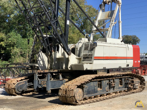 2001 Link-Belt LS-218H II 110-Ton Lattice Boom Crawler Crane