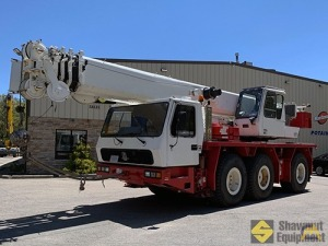 2002 Grove GMK3050 55-Ton All Terrain Crane