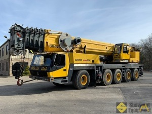 2002 Grove GMK5240 240-Ton All Terrain Crane