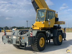 2002 Grove RT530E 30-Ton Rough Terrain Crane