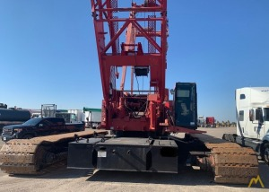 2002 Manitowoc 2250 300-Ton Lattice Boom Crawler Crane