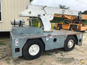 2002 Shuttellift 3330FL 8.5-Ton Carry Deck Crane