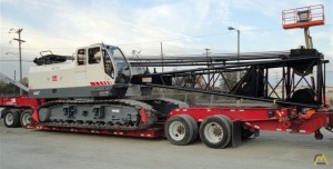 Terex-American HC 110 Lattice Boom Crawler Crane