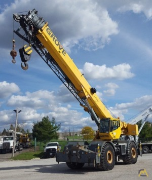 2003 Grove RT760E 60-Ton Rough Terrain Crane