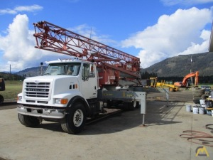 2003 Manitowoc-Sterling S282 Portable Mounted Tower Boom Truck Crane; CranesList ID: 226
