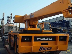 2005 Broderson IC-200-2F 15-Ton Carry Deck Crane