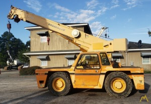 2005 Broderson IC-200-3F 15-Ton Carry Deck Crane