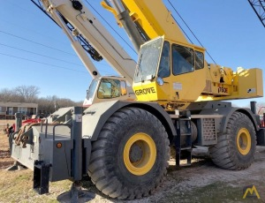 2005 Grove RT760E 60-Ton Rough Terrain Crane