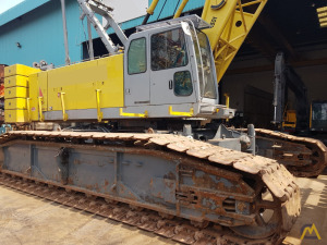 2005 Hitachi Sumitomo SCX1500-2, 150 Ton crawler crane for sale